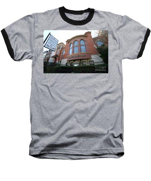 Antioch Baptist Church Baseball T-Shirt