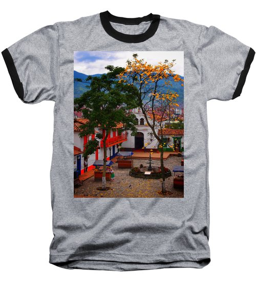 Antioquia Baseball T-Shirt