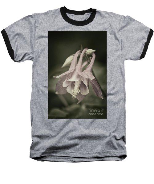 Baseball T-Shirt featuring the photograph Antique Columbine - D010096 by Daniel Dempster