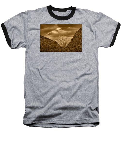 Antique Train Ride Tnt Baseball T-Shirt