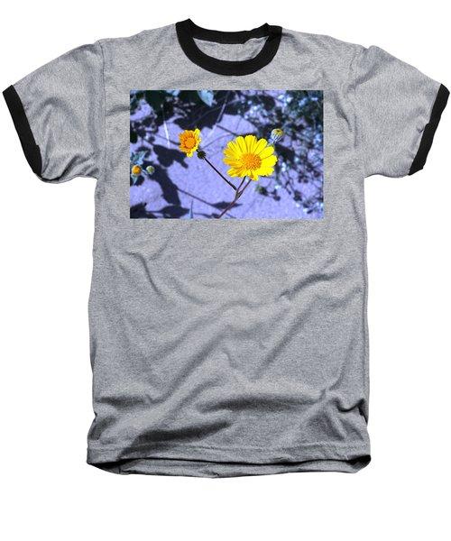 Anza Flower Baseball T-Shirt