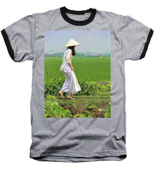 Ao Dai II Baseball T-Shirt