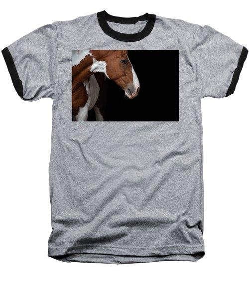 Apache 2 - Three Bars Ranch Baseball T-Shirt