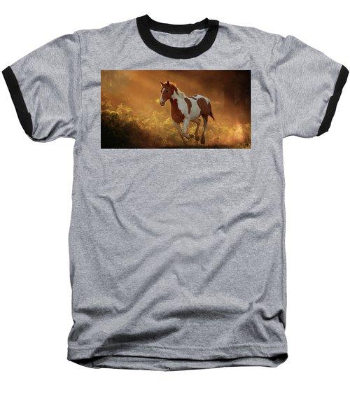 Apache - Three Bars Ranch Baseball T-Shirt