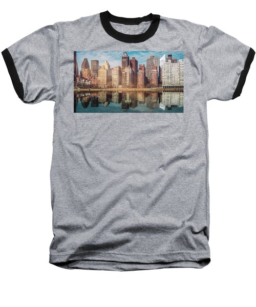 Apartment Blocks  Baseball T-Shirt