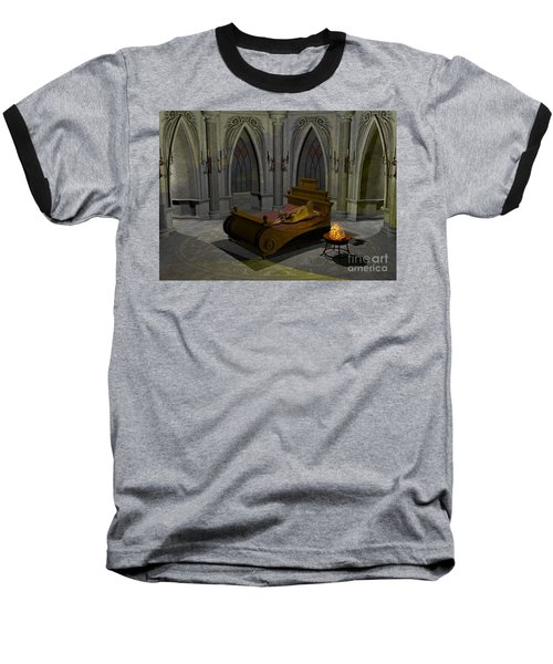 Aphrodite Baseball T-Shirt