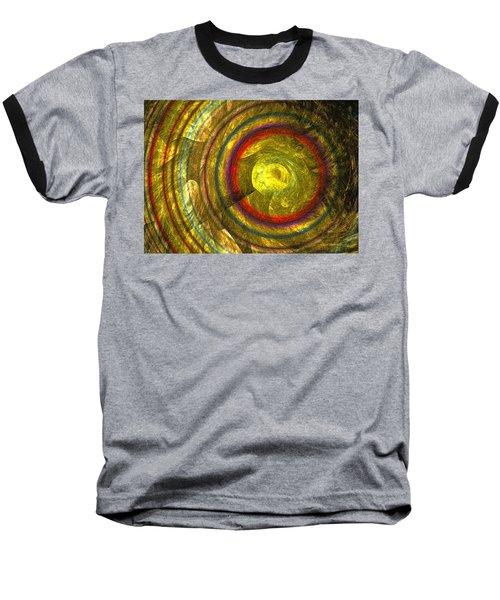 Apollo - Abstract Art Baseball T-Shirt