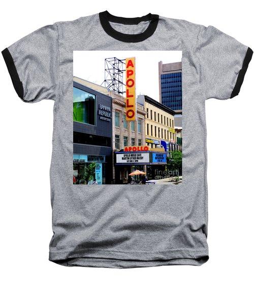 Apollo Theater Baseball T-Shirt