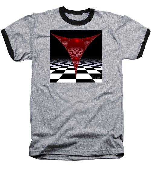 Apollonian Gasket And Reflections Baseball T-Shirt