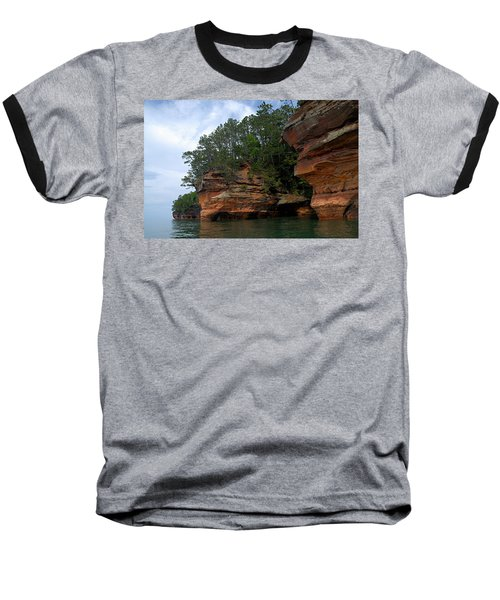Apostle Islands National Lakeshore Baseball T-Shirt