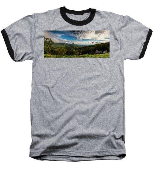 Appalachian Foothills Baseball T-Shirt