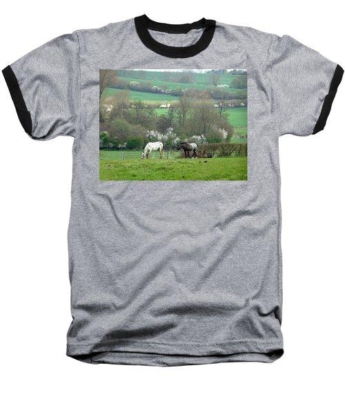 Appaloosa In May Baseball T-Shirt