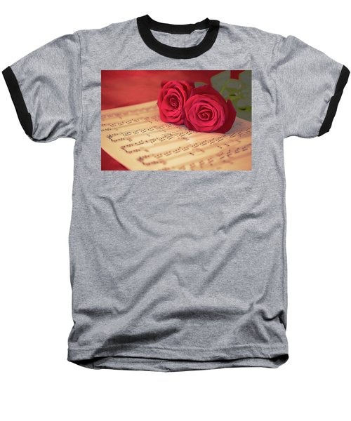 Appassionata Baseball T-Shirt by Iryna Goodall
