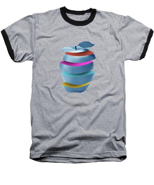 new York  apple Baseball T-Shirt