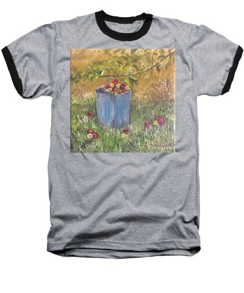 Apple Pickin'  Baseball T-Shirt