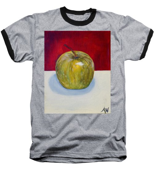 Apple Study Baseball T-Shirt