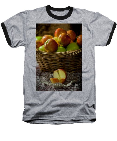 Apples To Share Baseball T-Shirt