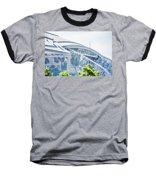 April 2017 Arlington Texas Att Nfl Cowboys Football Stadium  Baseball T-Shirt
