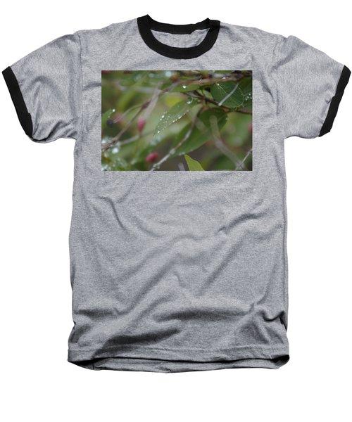 April Showers 1 Baseball T-Shirt by Antonio Romero