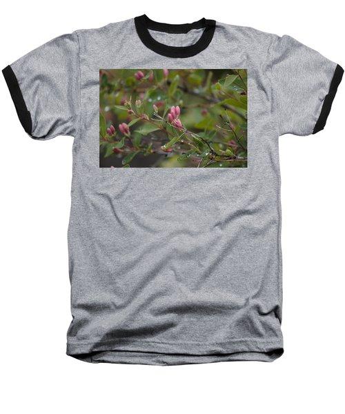 April Showers 2 Baseball T-Shirt by Antonio Romero