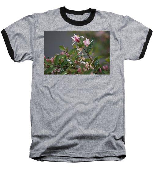 April Showers 7 Baseball T-Shirt by Antonio Romero