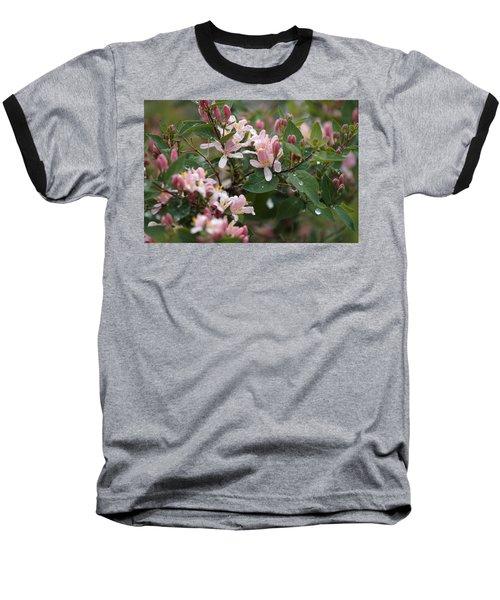 April Showers 8 Baseball T-Shirt by Antonio Romero