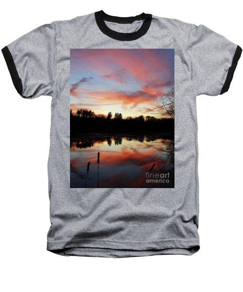 April Sky 23 Baseball T-Shirt