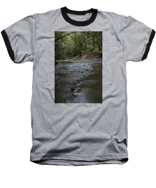 Aptos Creek -- Nisene Marks State Park Baseball T-Shirt