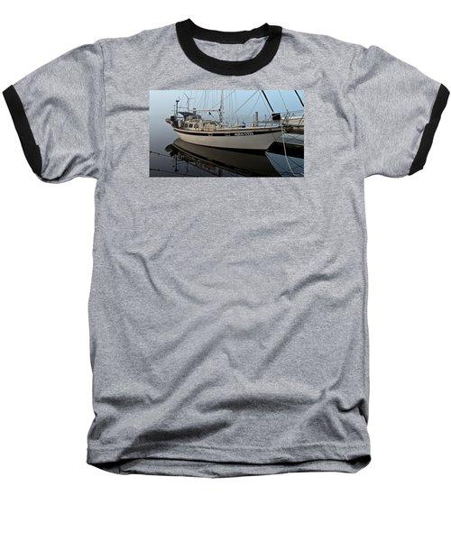 Aqua - Vita Baseball T-Shirt