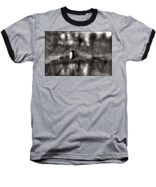 Aquaduct Monochrome Baseball T-Shirt