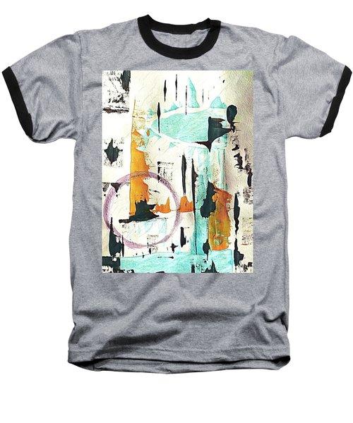 Aquarius  Baseball T-Shirt