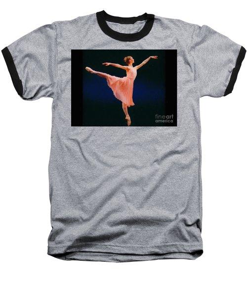 Arabesque Baseball T-Shirt