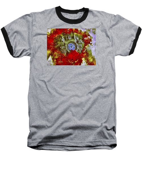 Iron Man 2 Baseball T-Shirt