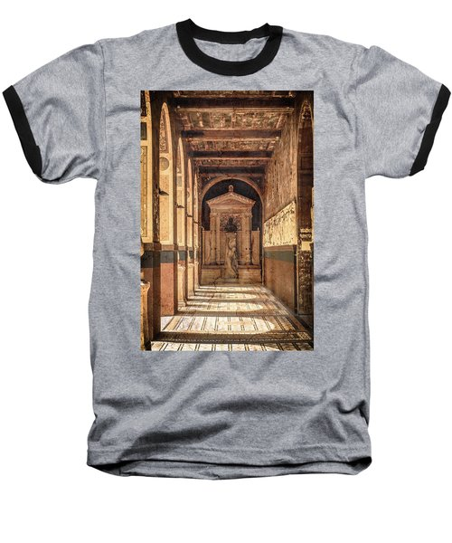 Paris, France - Arcade - L'ecole Des Beaux-arts  Baseball T-Shirt