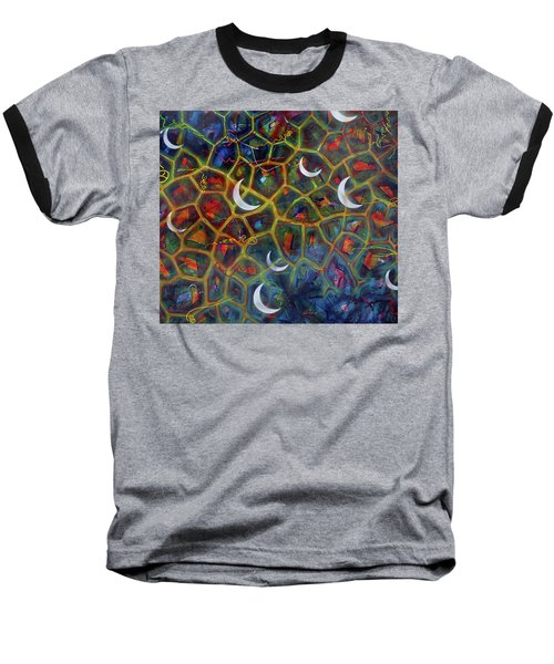 Arch 15 Crescents Part1 Baseball T-Shirt