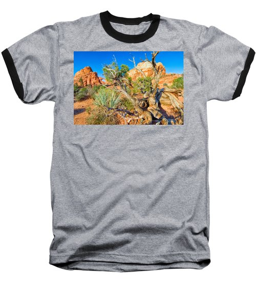 Arch Baseball T-Shirt