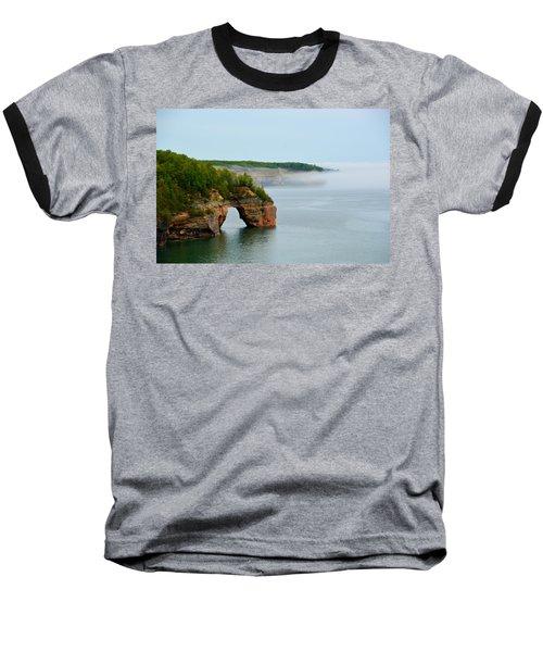 Arch Over Superior Baseball T-Shirt