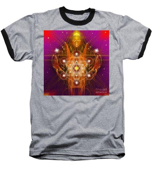 Archangel Metatron Baseball T-Shirt