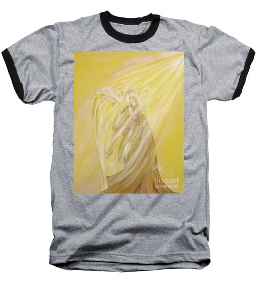 Archangel Uriel - Light Of God Baseball T-Shirt