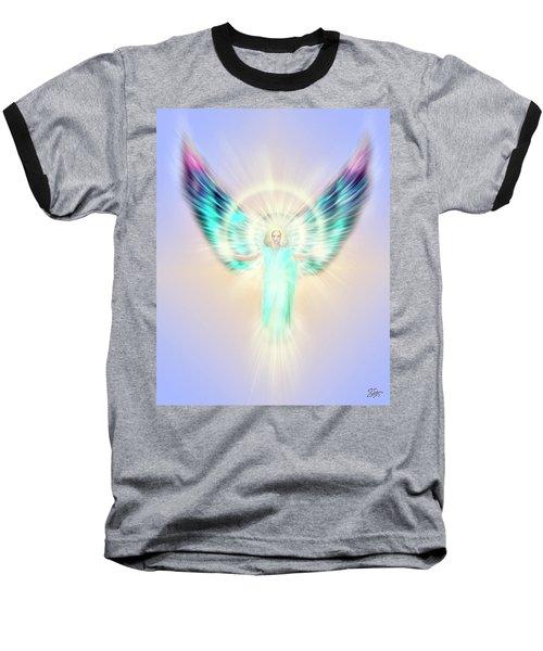 Archangel Uriel - Pastel Baseball T-Shirt