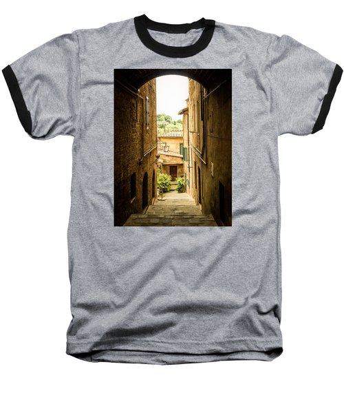 Arched Alley Baseball T-Shirt