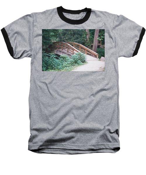 Arched Bridge Baseball T-Shirt