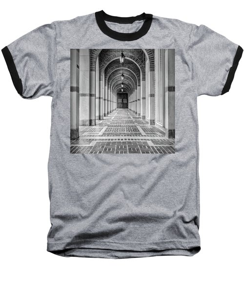 Arched Walkway Baseball T-Shirt