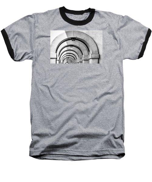 Arches At The Arno Baseball T-Shirt