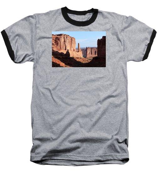 Arches Morning Baseball T-Shirt