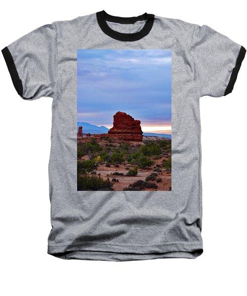 Arches No. 4-1 Baseball T-Shirt