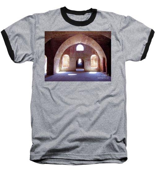 Arches Of Sunshine Baseball T-Shirt