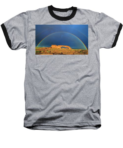 Arches Over The Arch Baseball T-Shirt