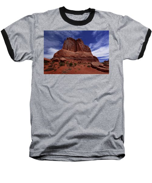 Arches Scene 2 Baseball T-Shirt