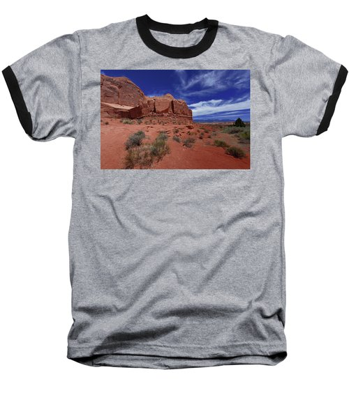 Arches Scene1 Baseball T-Shirt